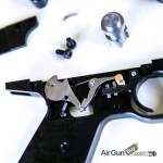 Match Grade Trigger Assembly with Free Flight Hammer - Crosman 1377 / 1322 / 2240 / 2250 / 2260 - MGT13xx-22xx
