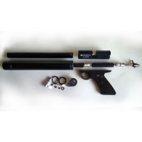 Multi-Shot Side Lever PCP pistol bundle .177 or .22 - MSLPCPB001