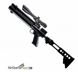 Multi-Shot Side Lever PCP Carbine bundle .177 or .22 - MSLPCPCRBB001