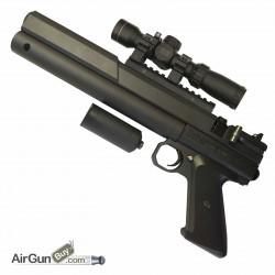 """""""DOBERMAN"""" Complete PCP Carbine .177, .22 or .25 - DBRPCPCRB001"""