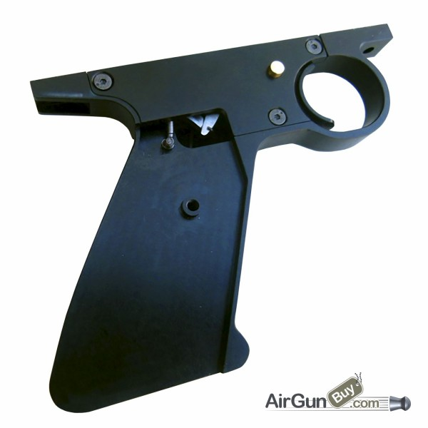 Match Grade Trigger Assembly with Free Flight Hammer