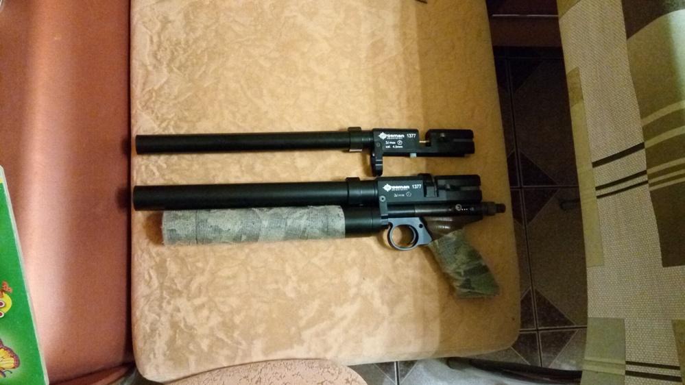 Custom PCP Pistol